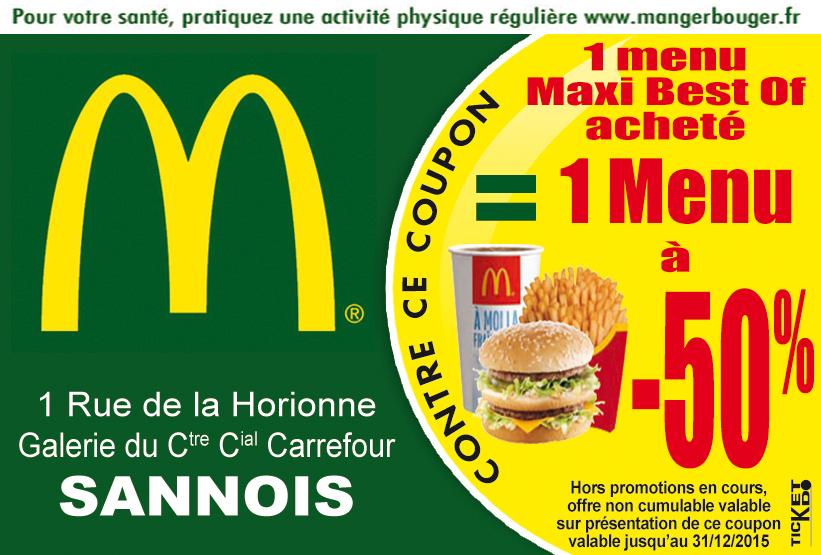 Payer Macdonald Avec Ticket Restaurant